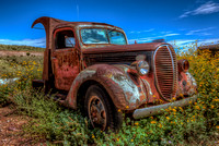 """Rusting Ford"""